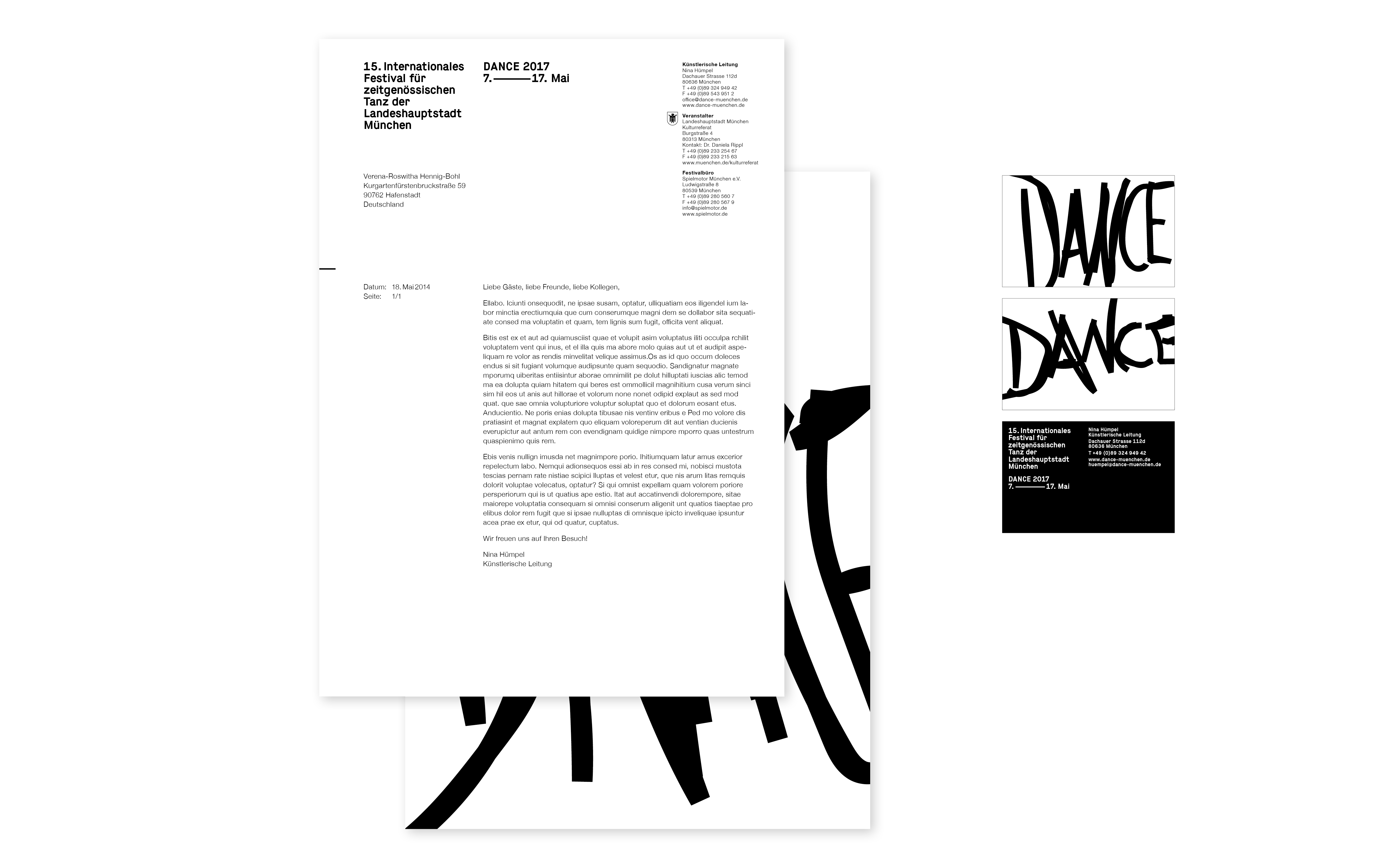 ludwig janoff — visual design dance